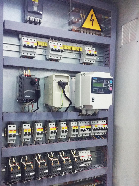 Сборка шкафов автоматики - ООО ТЭП-ГАЗ